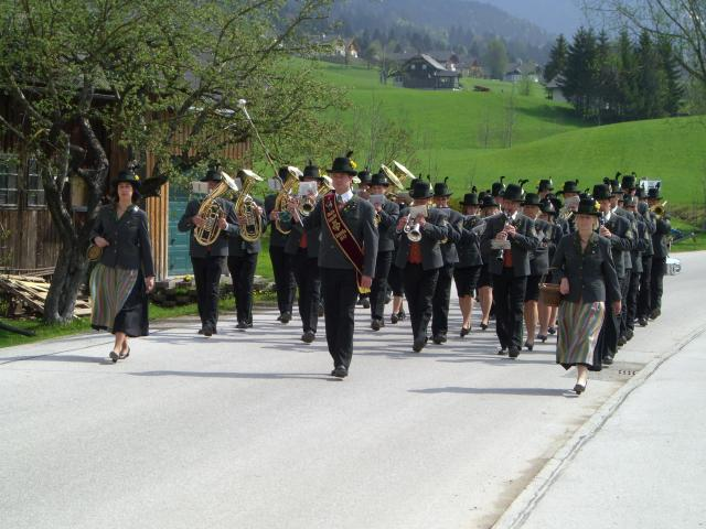 Musikkapelle Kumitz